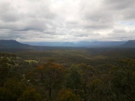 Capertee Valley Canyon, NSW, Australia