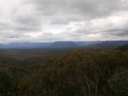 Pantoneys Crown, Capertee Valley, NSW, Australia