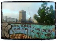 Street Art, The Block, Redfern, Sydney, NSW Australia