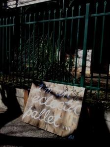 I'm an eclectic pallet_Wilson Street, Darlington (Sydney), NSW Australia