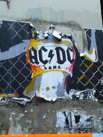 Seen better days_ACDC Lane, Melbourne, Victoria, Australia