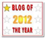 Blog of the Year Award 1 star thumbnail