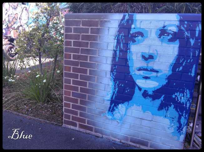 street art, Rochford Street, Newtown, Sydney, NSW Australia