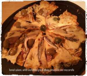 Pizza a al G.O.