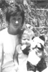 Mum and me, c 1966