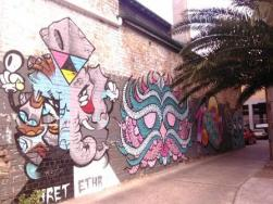 street art - Mary Street, Newtown