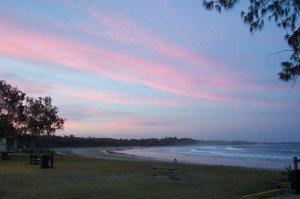 Woopi (aka Woolgoolga) Beach, NSW, Australia