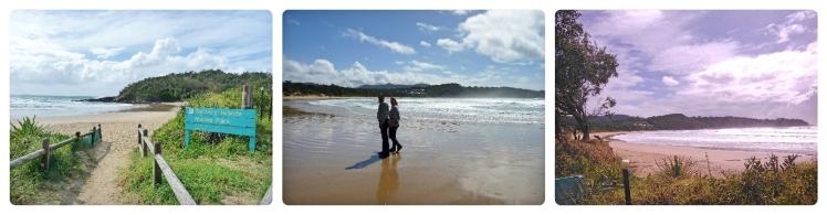 Diggers Beach, Coffs Harbour NSW Australia