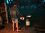 the G.O. master barbequer