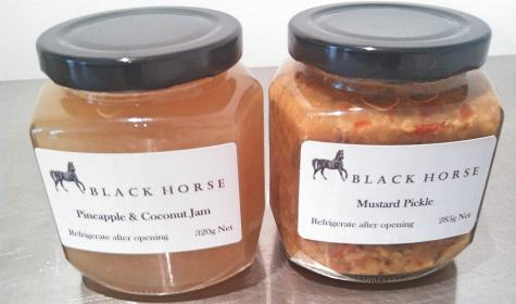Blackhorse Preserves from Od Bus Depot Markets