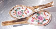 Oriental spoons from Braidwood markets