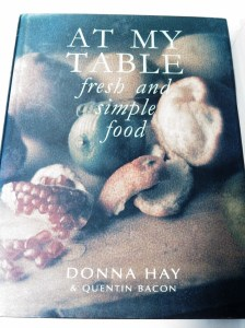 Donna Hay's At My Table (1995), photography by Quentin Bacon