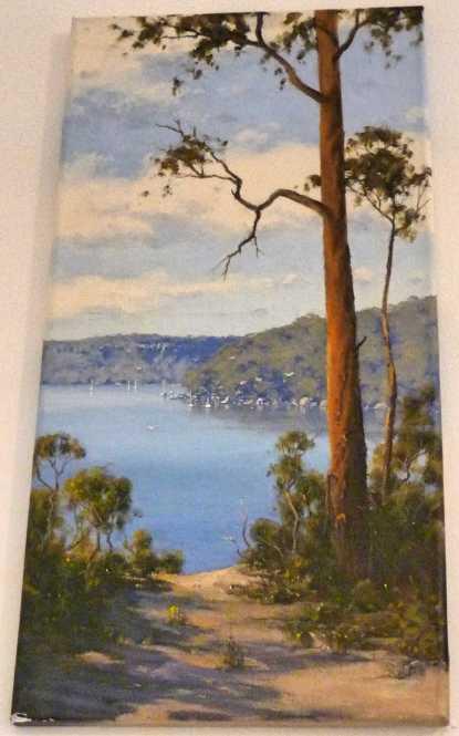 Hawkesbury River, NW Australia