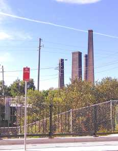 06 Sydney Park's old brickworks towers