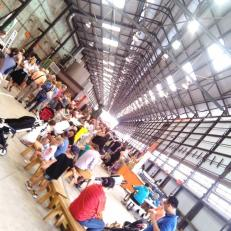 Will miss: Carriageworks-Eveleigh Farmers Market