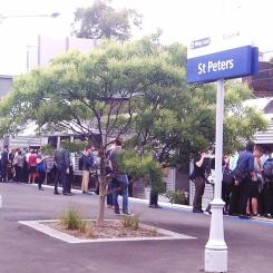 Won't miss: cancelled-late-crowded trains