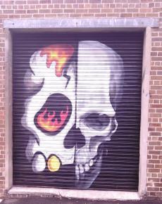 Will miss: street art
