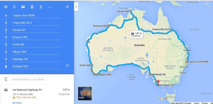 NSW-Qld-NT-WA-SA-Vic-Trip