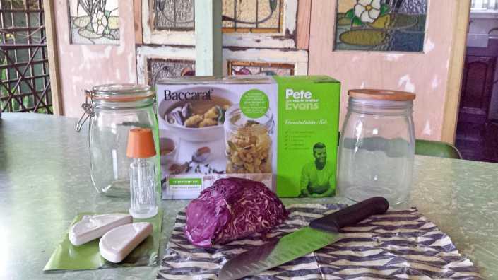 Sauerkraut kit