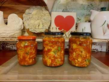 Kitchen_homemade kimchi