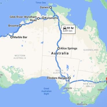 The big trip: part 2