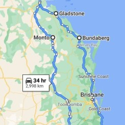 Mackay trip