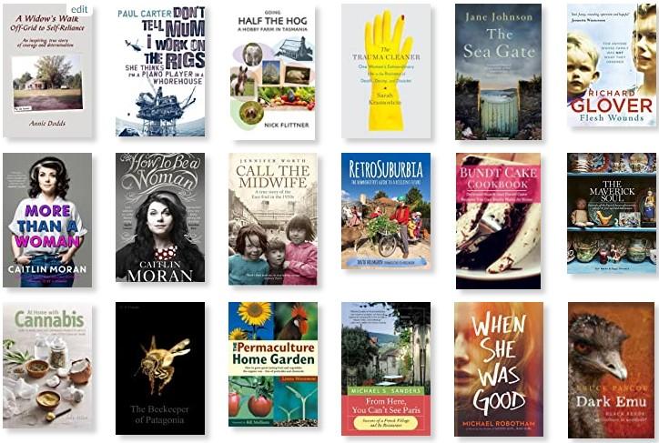 Books read 2020