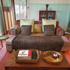 Home Sweet Home: Comfy loungeroom sofa