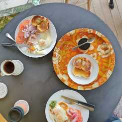 Fathers Day breakfast #inmykitchen.