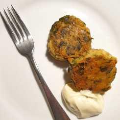 Salmon patties and homemade mayonnaise - lockdown food challenge #inmykitchen.